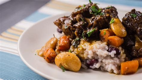 oxtail recipe oxtail stew recipe dishmaps