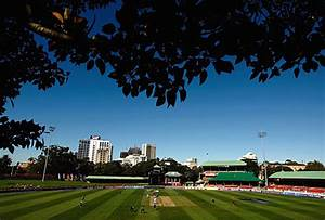 A panoramic view of the North Sydney Oval   Cricket Photo ...