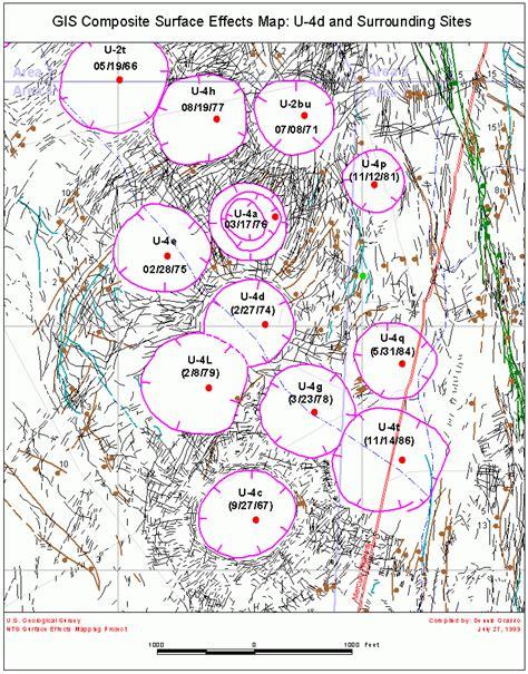 U4d Gis Composite Map