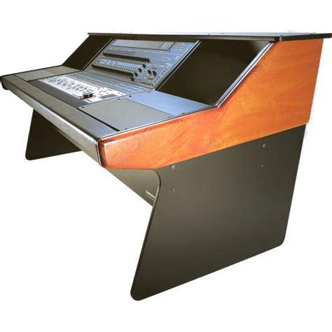 omnirax desk for 24 omnirax synergy 600 for digidesign 24 kit with two