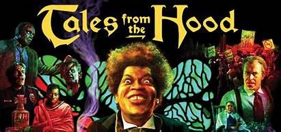 Hood Tales Horror Blu Ray Friday Edition