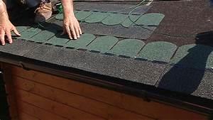 Bitumen Dachschindeln Verlegen : gartenhaus mit bitumenschindeln decken my blog ~ Whattoseeinmadrid.com Haus und Dekorationen