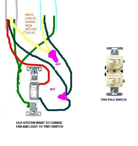 how to wire ceiling fan and light separately wiring bathroom exhaust fans with light 39 wiring
