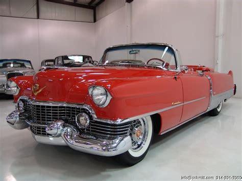 1954 Cadillac Eldorado by 1954 Cadillac Eldorado Convertible Daniel Co