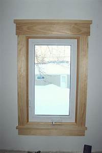 interior window trim ideas How to Install Craftsman Style Window Trim | Family Room ...