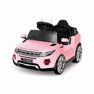Voiture Electrique Bebe Mercedes : mini evoque rose 6v voiture electrique pour enfants cabriole bebe ~ Melissatoandfro.com Idées de Décoration