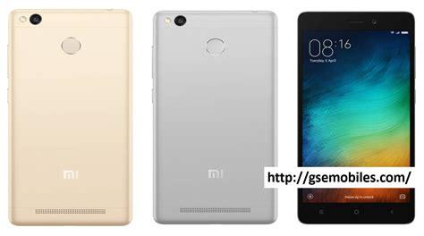 Ipaky Xiaomi Redmi 3s xiaomi redmi 3s prime specs and price in india gse mobiles