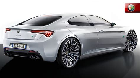 New Alfa Romeo Sedan Arriving in US in Q1 2016, Tipped to ...