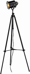 Adjustable Tripod Movie Studio Floor Lamp - Stargate Cinema