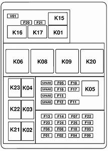 John Deere 4955 Fuse Panel Diagram