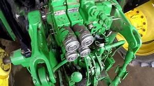 John Deere 6125m Hydraulic Problems