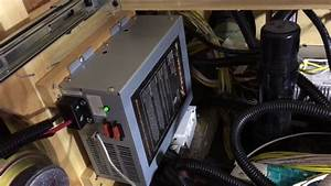 Replacing The Battery Charger  Converter In A Winnebago  Itasca Motorhome