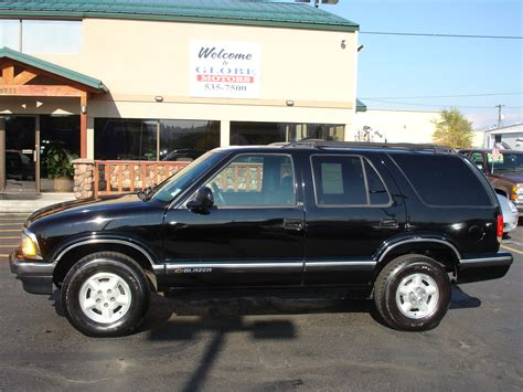 Chevrolet Blazer Black Automatic Mitula Cars