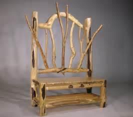 woodwork log chair plans free pdf plans