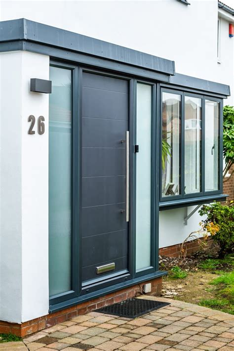 vico solid anthracite virtuoso doors  uks favourite door manufacturer