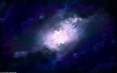 Galaxy Space Nebula Pink Stars Sky Planets