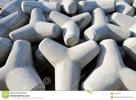 tetrapods concrete tetra pods breakwater royalty block dreamstime blocks