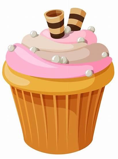 Cake Clipart Cream Pink Mini Sweets Clip
