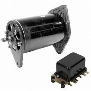Generator Ford Tractor 2000 3000 4000 5000 7000 8000 9000 W   Voltage Regulator