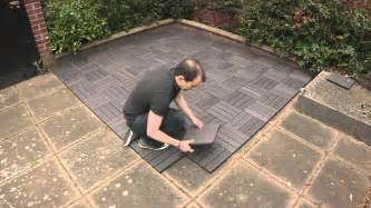 Tile Tech Pavers Canada by Dura Composites Installation Guide How To Install Dura