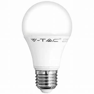 Led 10 Watt : lampadine a led vtac 10 watt luce fredda ~ Watch28wear.com Haus und Dekorationen