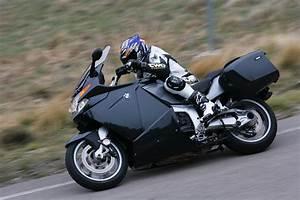 First Ride  2006 Bmw K1200gt