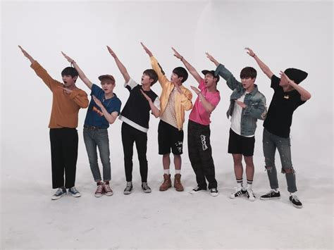 [picture] Bts At Weekly Idol Twitter [150617]