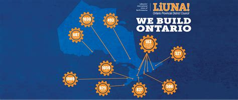 liuna opdc liuna ontario provincial district council
