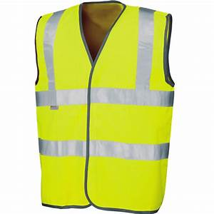 RE21A Safeguard high-viz vest – GDB Manufacturing