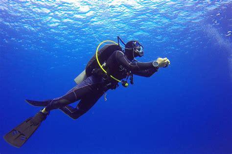 scuba diving risks pressure depth  consequences