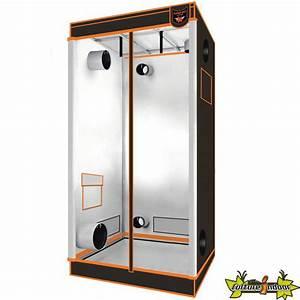 Superbox Chambre De Culture Mylar 125V2 125X62X180 Cm