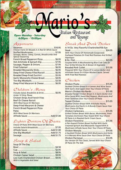 menu cuisine image gallery food menu