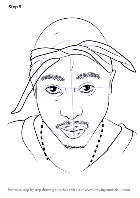 learn   draw pac rappers step  step drawing