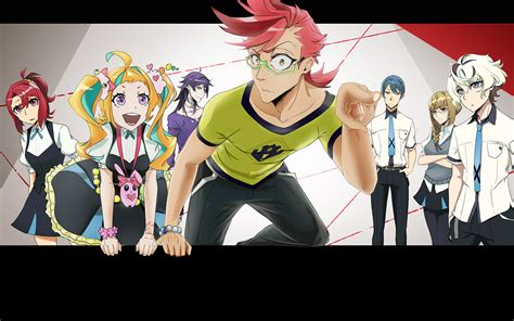 Anime Hd Wallpapers For Mobile - kiznaiver anime wallpapers hd 4k for mobile