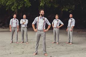 real wedding sheri sean at tulemar manuel antonio With wedding ideas for groomsmen