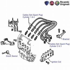 Fiat Grande Punto 1 2 Fire Petrol Engine  Ignition System