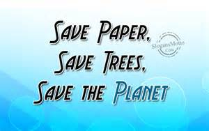Save the Planet Slogans