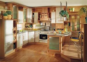 Modern kitchen designs with best interior ideas for Modern house kitchen interior design