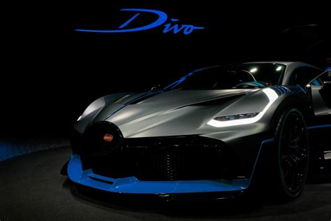 Most of the vehicles produced by bugatti after the veyron were faster by faster, meaning higher top speed. Bugatti Divo Looks Spectacular Under Any Light, Check It Out In 92 Images From Paris | Carscoops