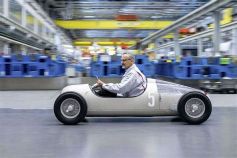 Audi Auto Union Type C Imprimante 3d
