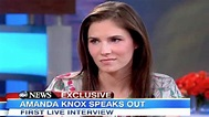 Amanda Knox Interview: Diane Sawyer Learns Her Side of the ...