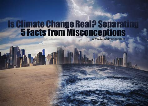 Is Climate Change Real Separating 5 Facts From Misconceptions