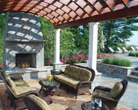 stunning images outdoor living home plans 6 pool deck patio design ideas luxury pools