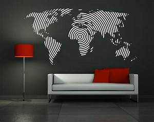 Wall decal vinyl sticker home decor modern art mural quot big