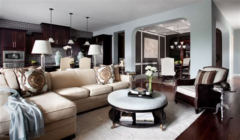 New Traditional Interior Design new home interior design modern traditional