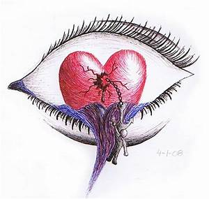 Drawings Of Heart - Cliparts.co
