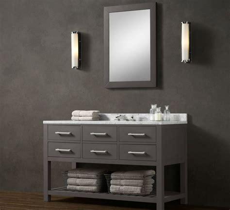 bathroom timeless collection restoration hardware vanity