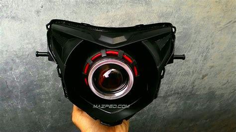 Modif Vario 150 Black by Koleksi Ide Modifikasi Motor Vario 150 Black Terbaru