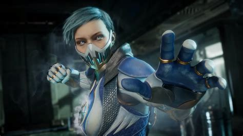 Mortal Kombat 11 Finalizes Its Starting Roster With Frost