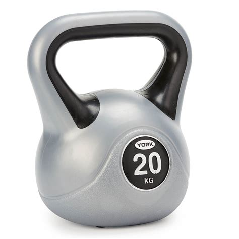 york kettlebell vinyl kg 20kg fitness kettlebells amazon sweatband